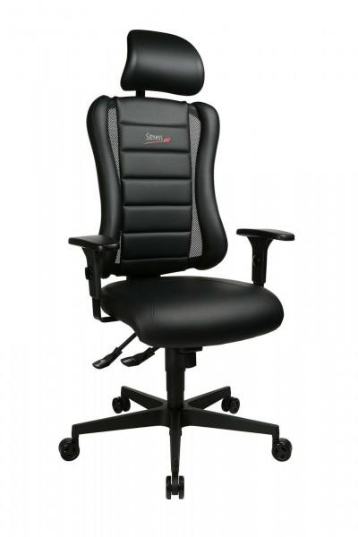 Express Gaming Sessel, Stuhl, Drehstuhl mit Armlehne und Kopfstütze bis 110 kg