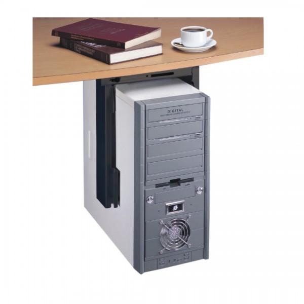 Dataflex CPU Halter Top Grip 32.313 starr schwarz